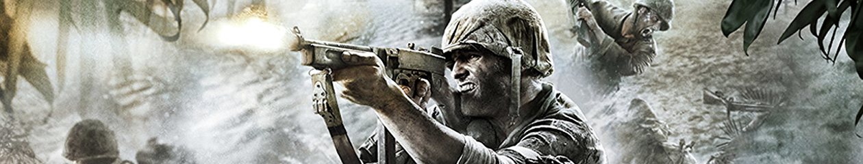 HEADBANNER Call of Duty World at War Edition
