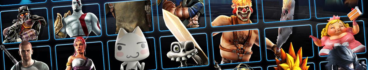 HEADBANNER PlayStation AllStars Battle Royale Edition