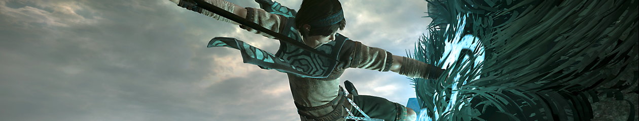 HEADBANNER Shadow of the Colossus | Riding Colossus Edition