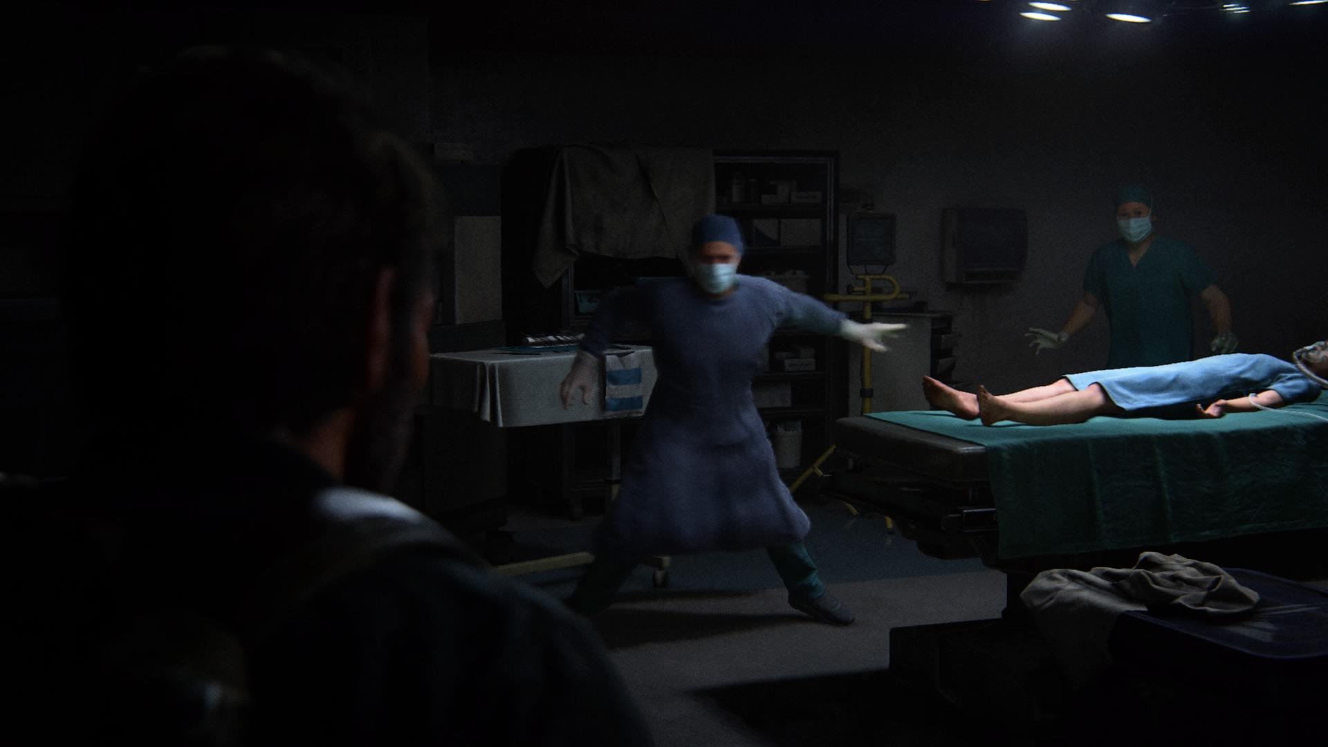 Der Chirurg Lebt Noch