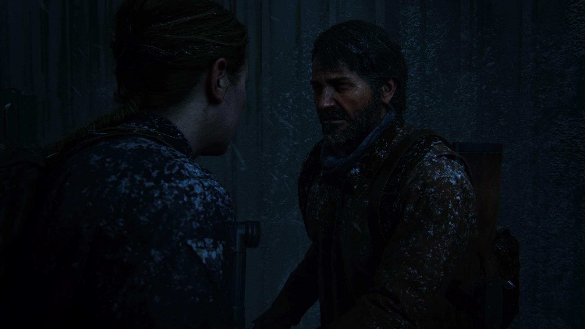 ... Als Ihr Plötzlich Joel Das Leben Rettet.