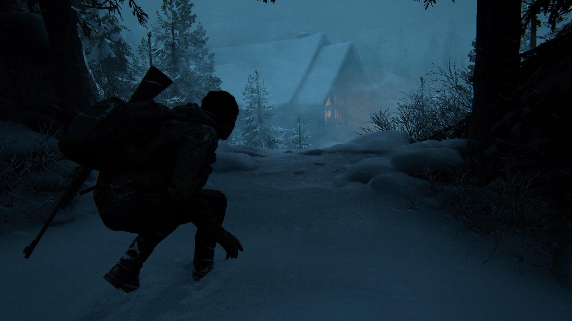 Ellie Findet In Der Zwischenzeit Die Lodge ...
