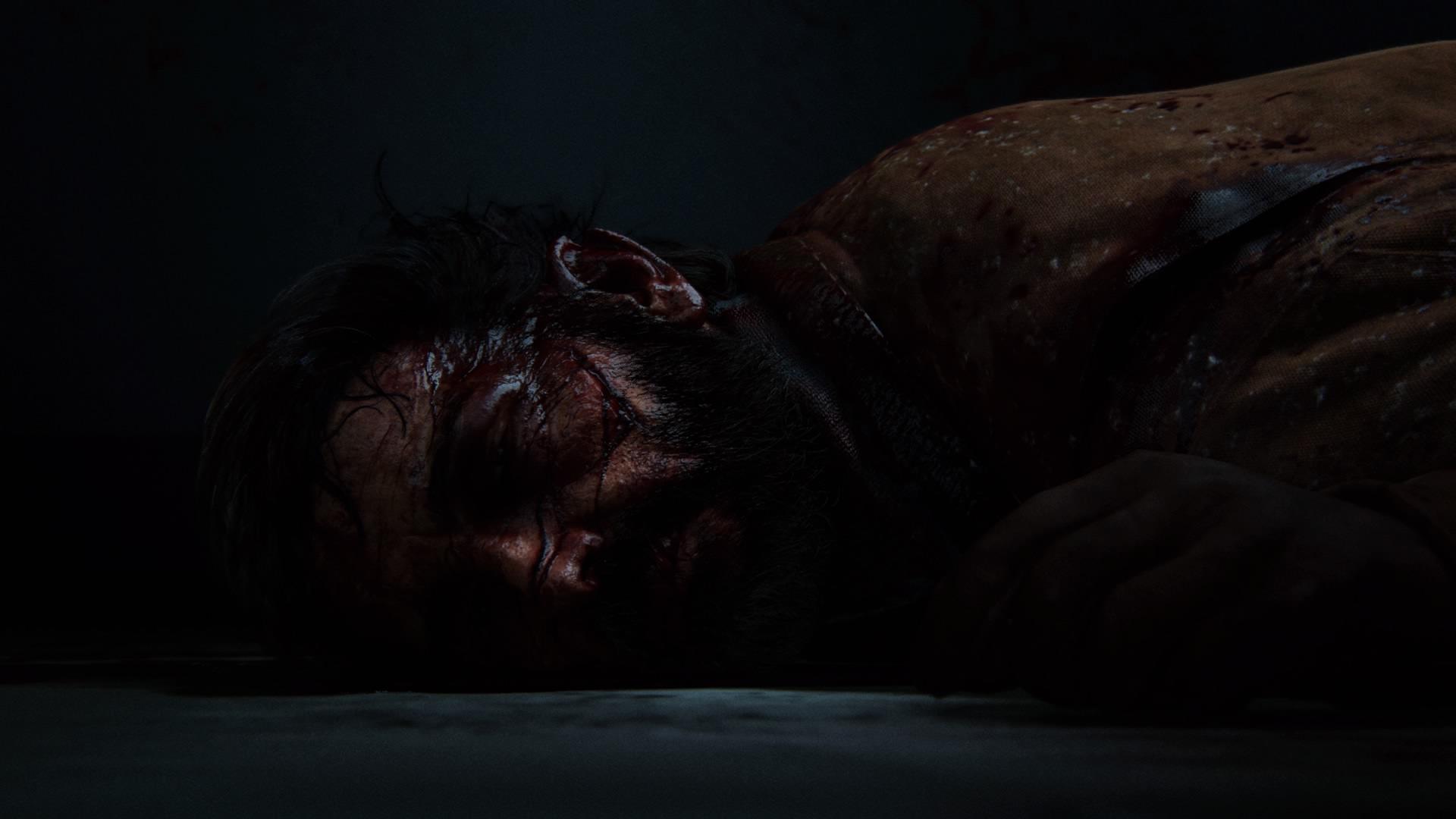 Joel überlebt Abbys Foltermisshandlungen Nicht.