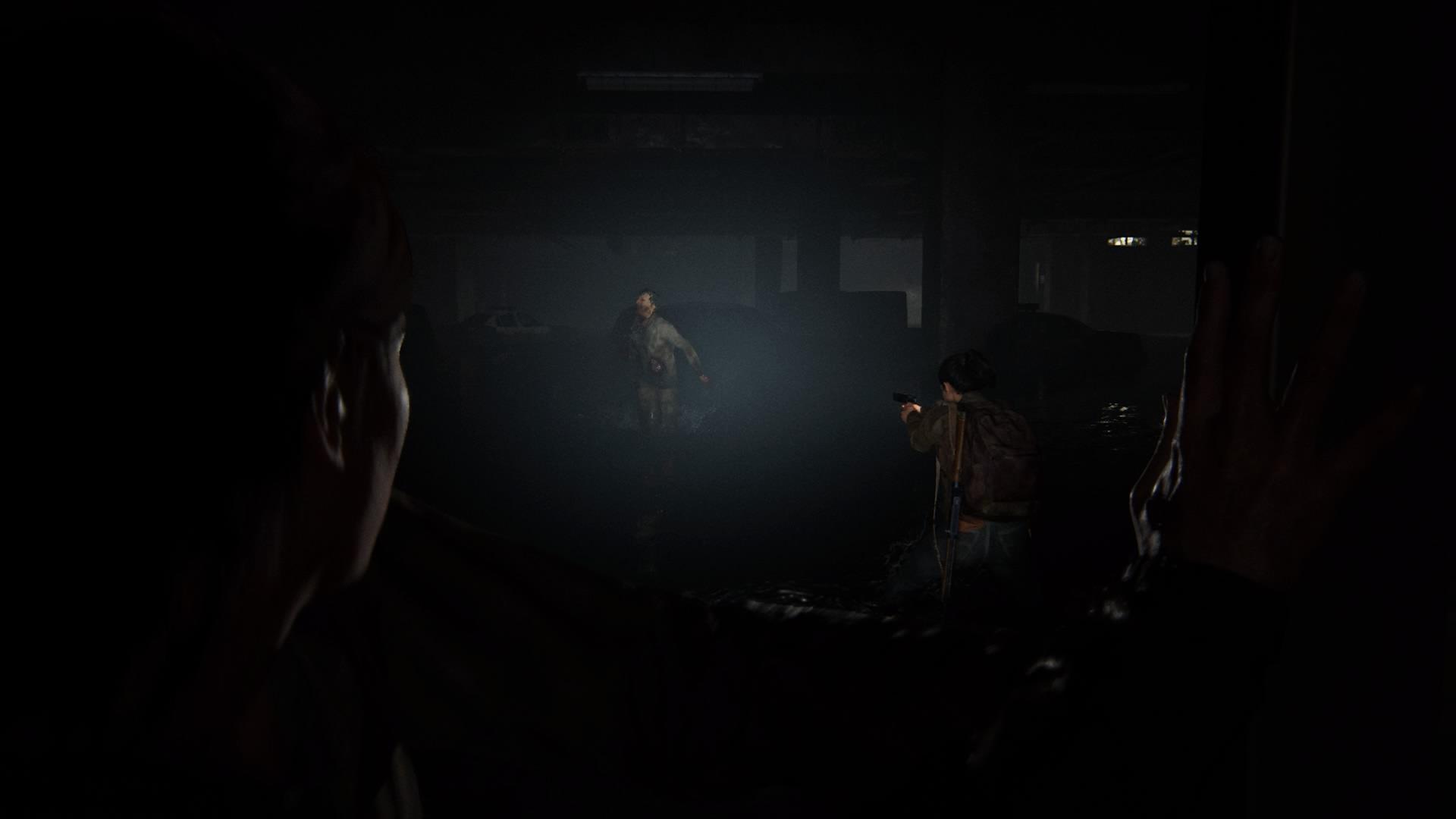 Auch In Der Garage Warten Bereits Ein Dutzend Infizierte.