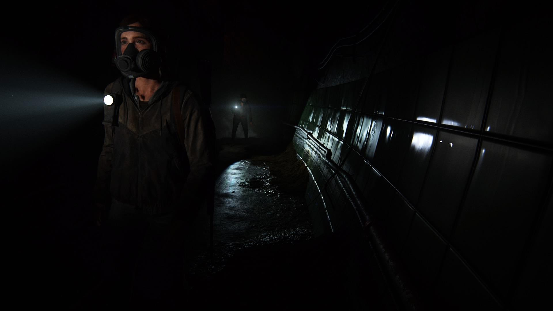In Tunneln Ist Es Bekanntlich Feucht Und Klitschig.