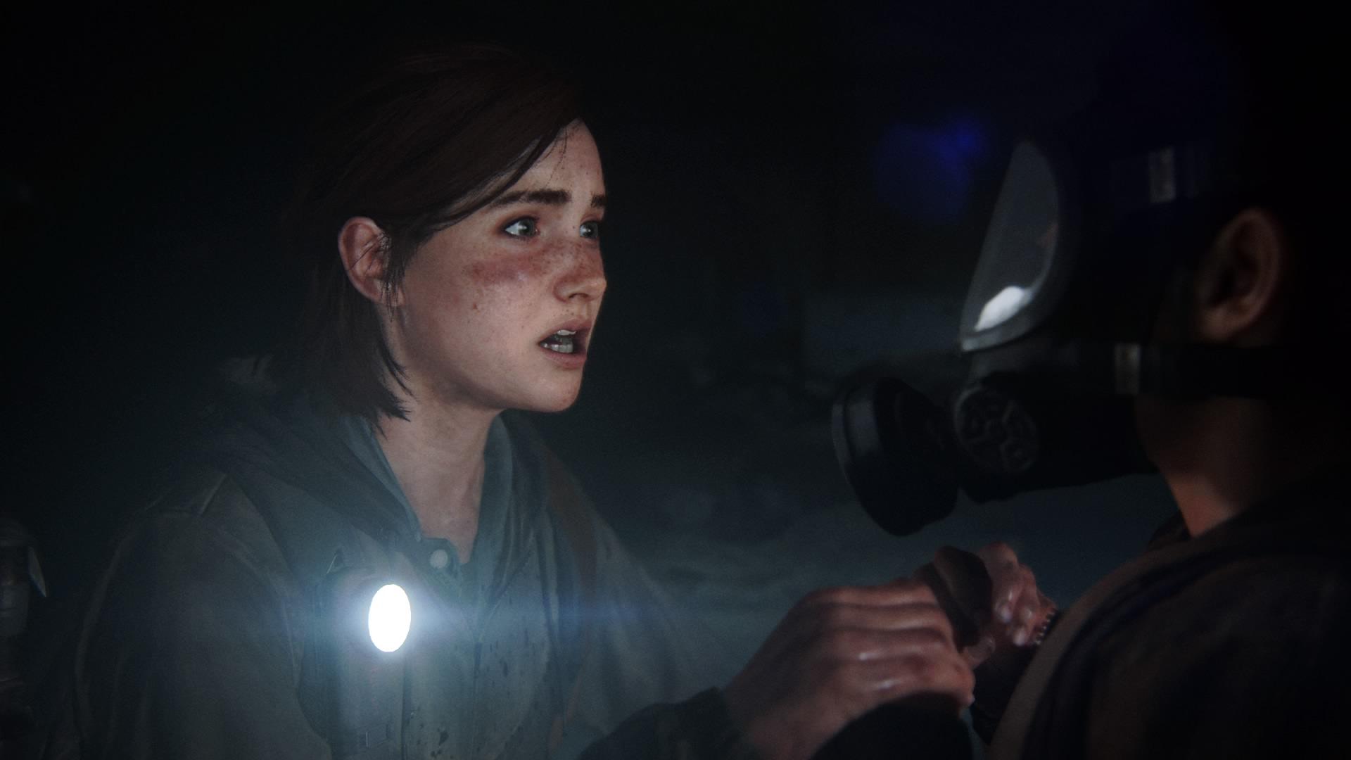 Ellie Offenbart Dina Ihre Immunität Gegenüber Den Sporen.