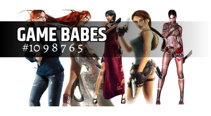GAME BABES #10-#5