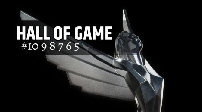 HALL OF GAME #10+#5