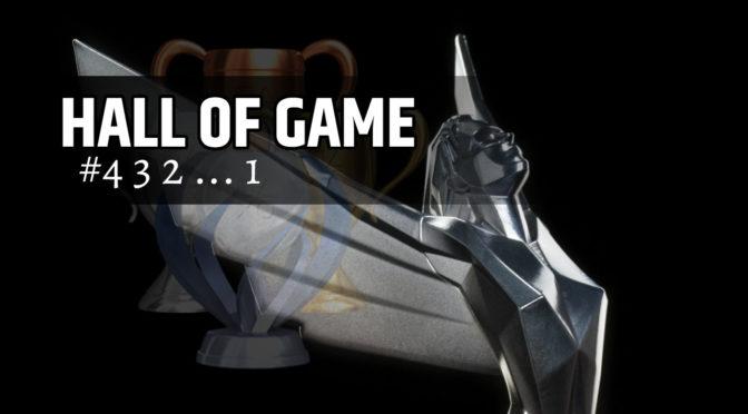 HALL OF GAME #4-#1
