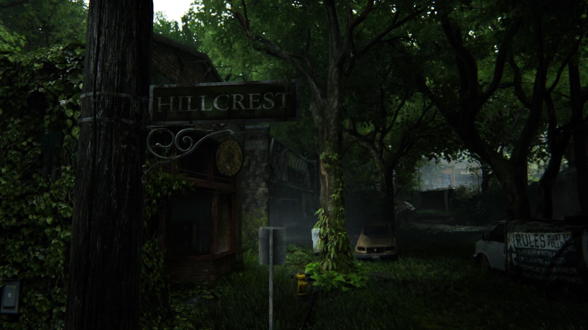 ... Damit Sich Ellie Danach Alleine Auf Den Weg Nach Hillcrest Macht.