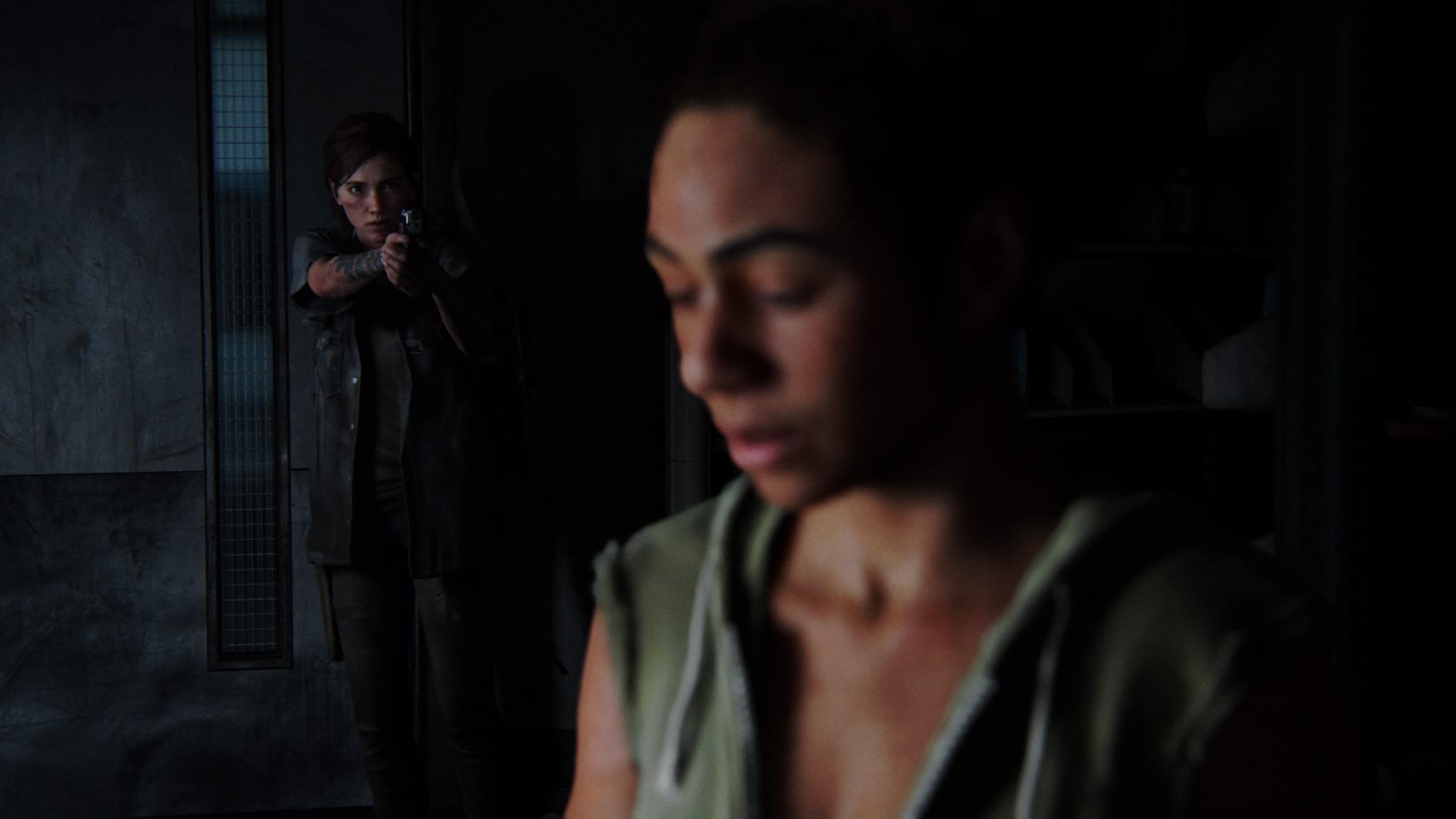 Endlich Findet Ellie Nora Und Will Von Ihr Wissen, Wo Abby Ist.