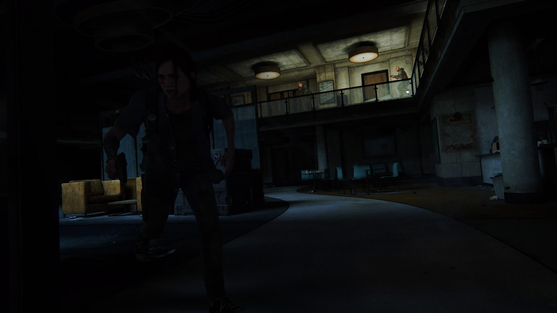 Die Verfolgungsjagd Von Nora Durchs Halbe Krankenhaus Bleibt Nicht Unbemerkt.