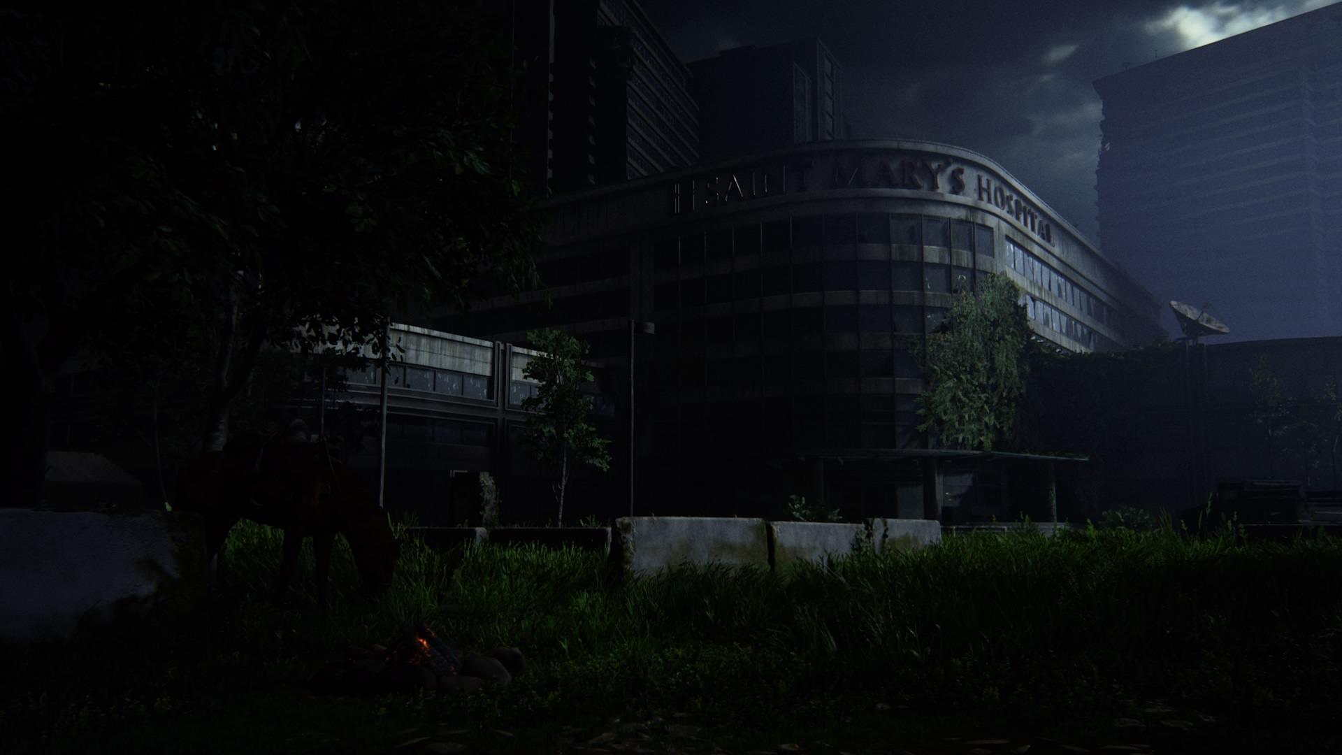 2 Jahre Zuvor Sucht Ellie Alleine Das St. Marys Krankenhaus Auf ...