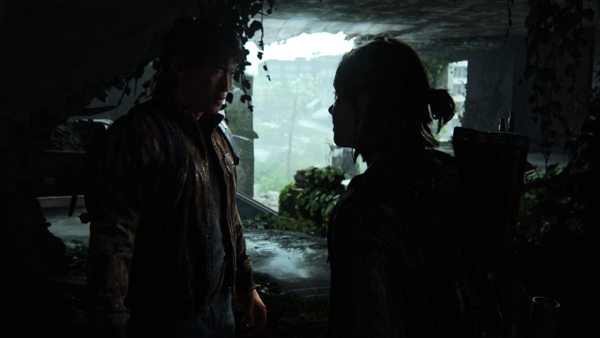 Deshalb Verstreiten Sich Bald Ellie Und Jesse über Die Alternativen Routen Und Das Missionsziel.